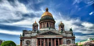 Санкт-Петербург победил в World Travel Awards
