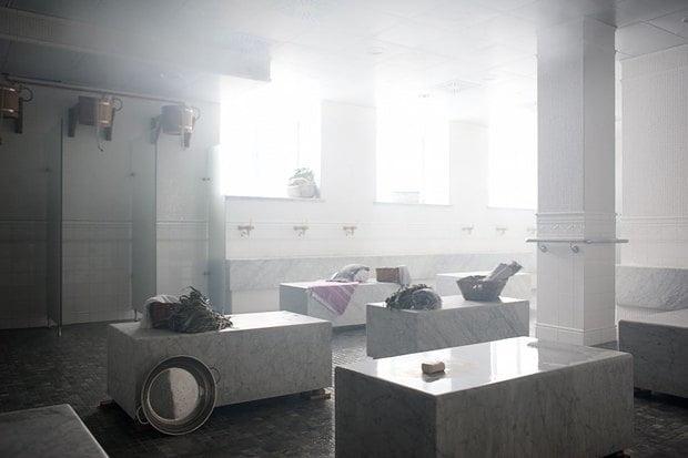 Варшавские бани