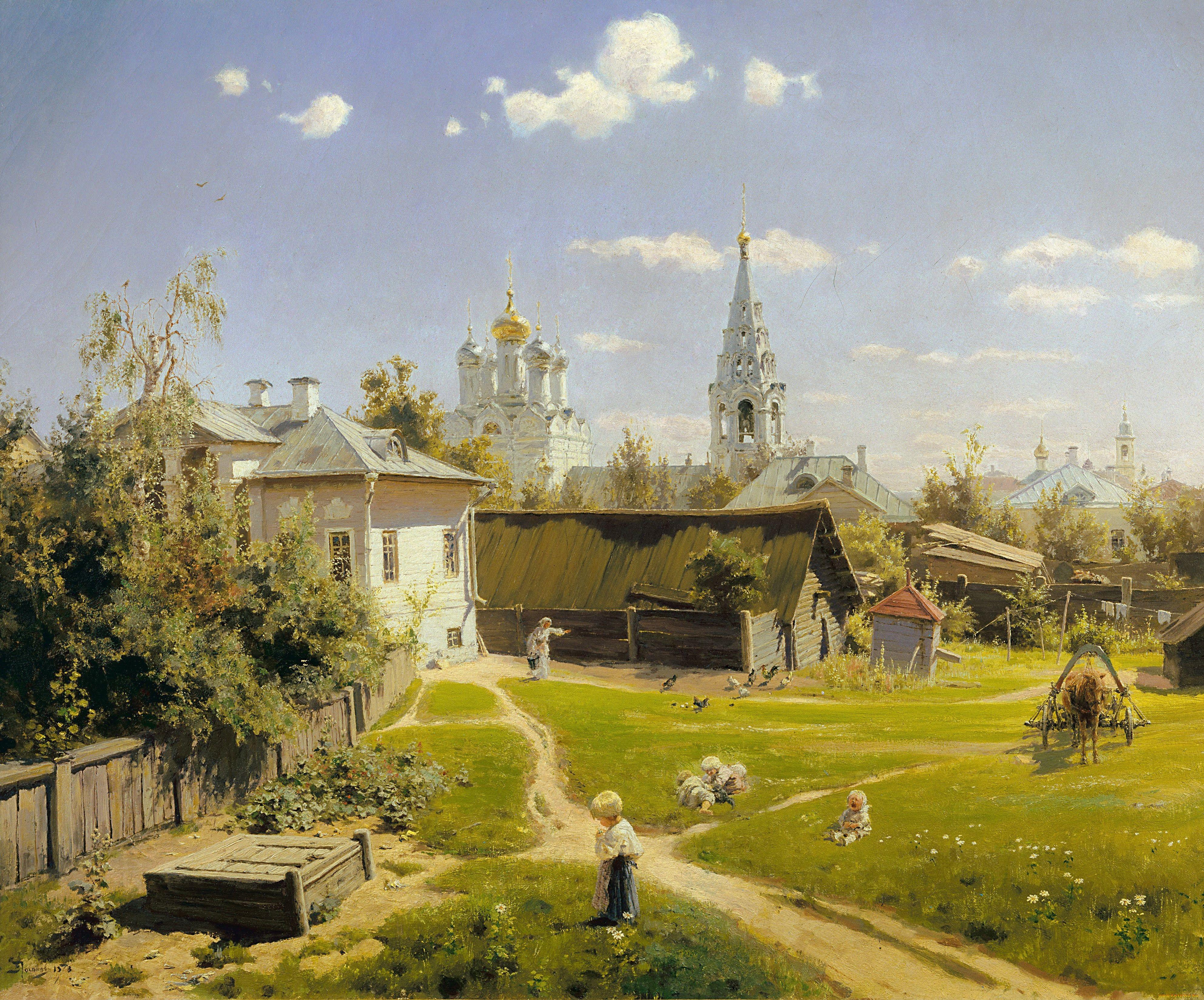 Polenov-Moskovaskiy-dvorik