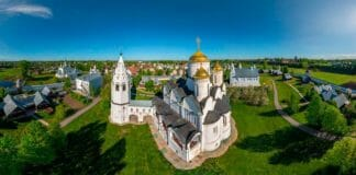 Суздаль Покровский женский монастырь