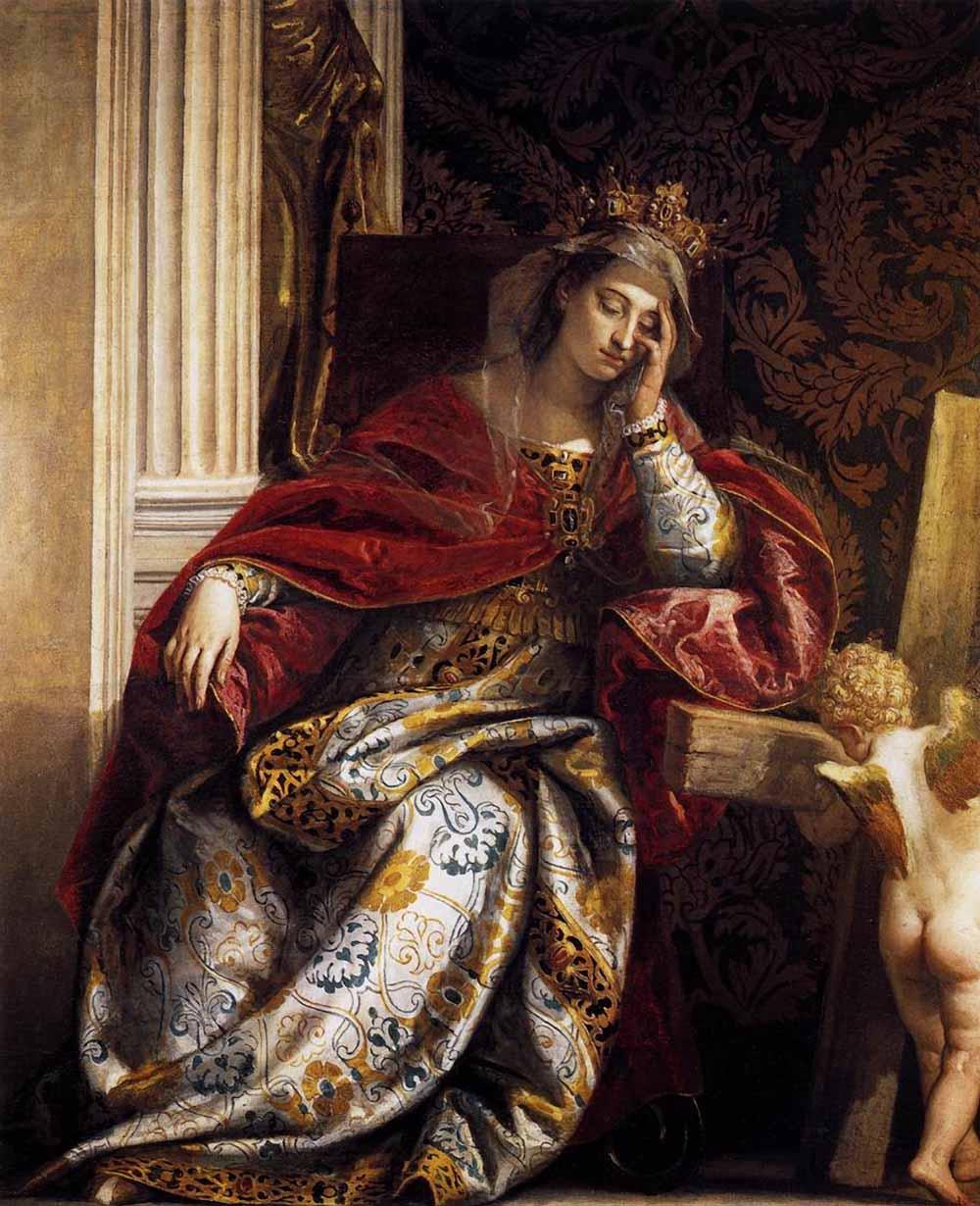 Паоло Веронезе-Видение святой Елены