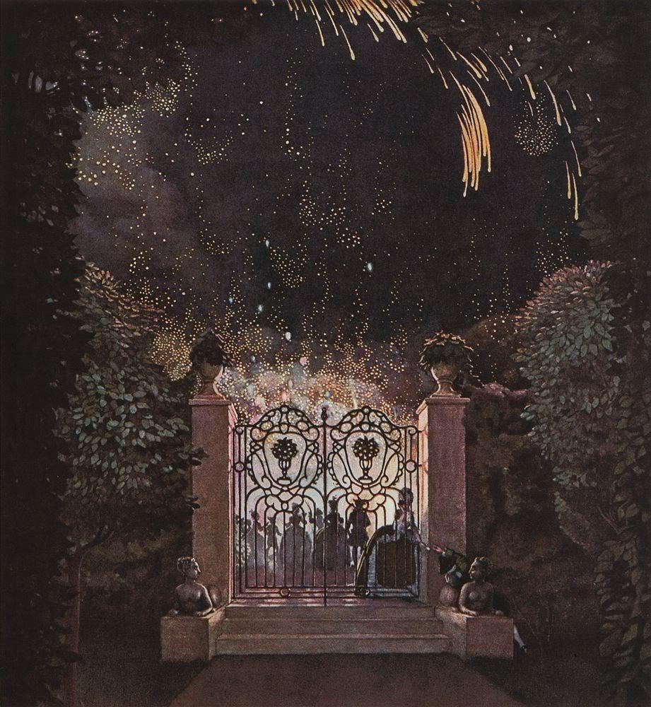 konstantin-somov-fejerverk-1907