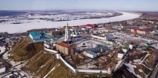 Тобольский кремль Д Медведева