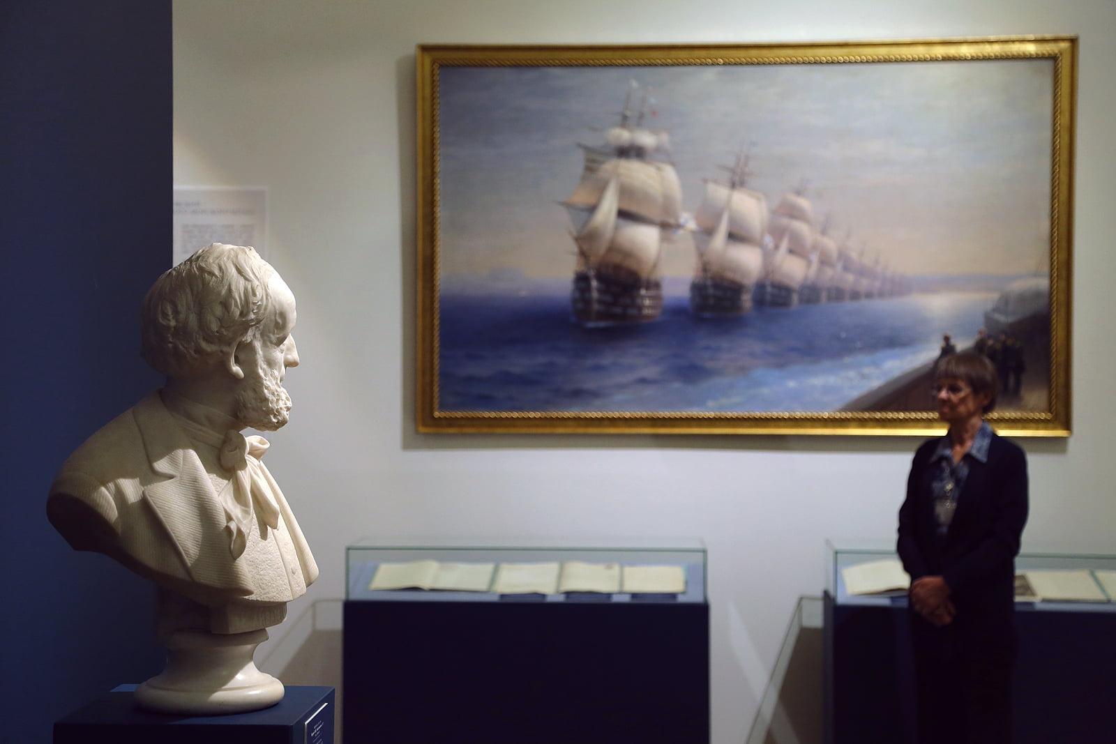 Айвазовский Русский музей