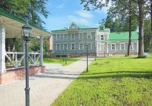 Музей народных промыслов в селе Федоскино
