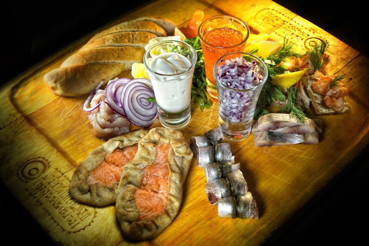 Традиционная карельская кухня