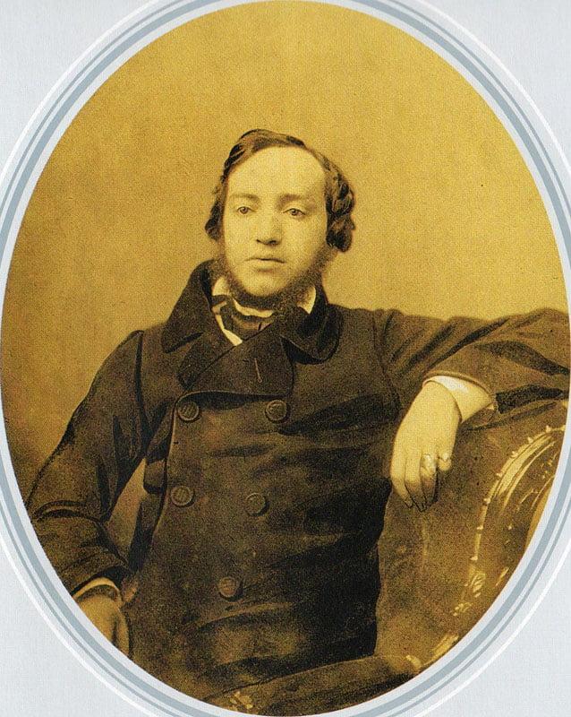 Григорий Александрович В 1858 пригласил Александра Дюма-отца совершить путешествие по России