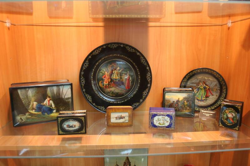 Московский областной музей народных художественных промыслов