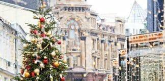 Кузнецкий мост Рождество Москва
