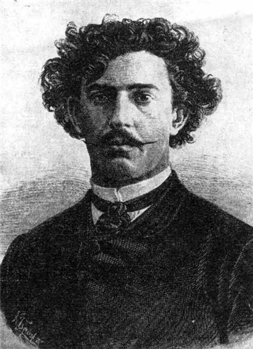 Михаил Микешин. Автор памятника Тысячелетие России