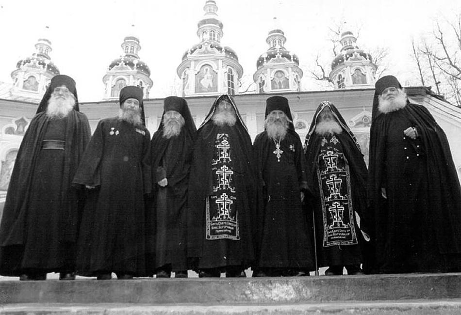 Печерские монахи – ветераны Великой Отечественной войны