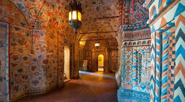 Роспись-внутри-собора-Василия-Блаженного