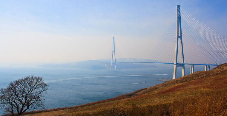 Русский мост во Владивостоке11