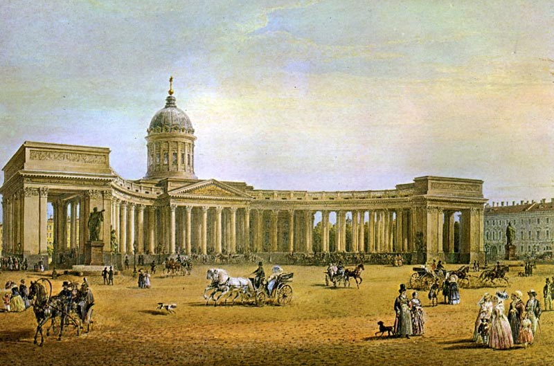 Санкт_Петербург 19 век