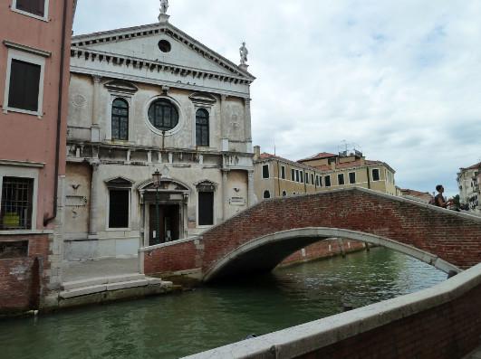 Церковь святого Себастьяна в Венеции