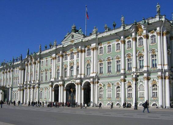 Зимний дворец. Санкт-Петербург