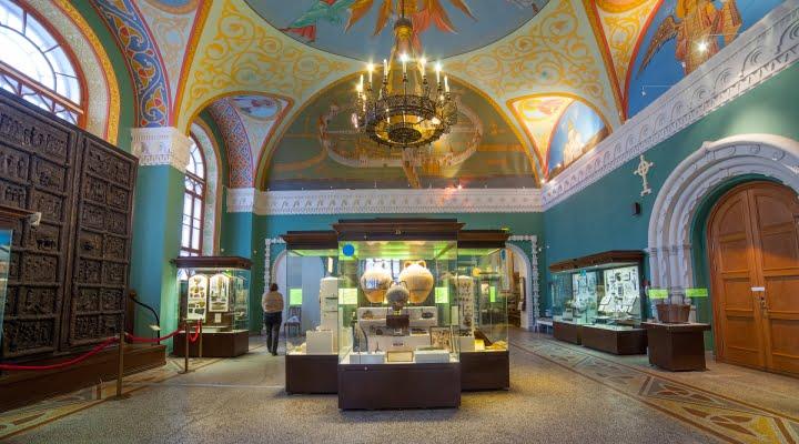 В Историческом музее