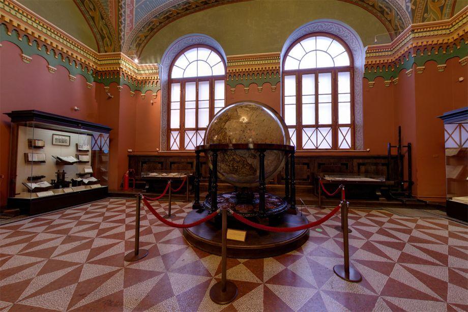 Глобус. Исторический музей