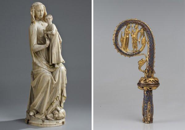 Выставка «Людовик Святой и реликвии Сент-Шапель». 1 часть