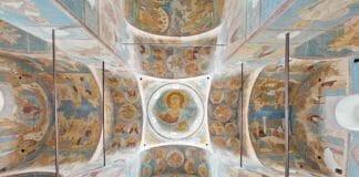Фрески Дионисия в Ферапонтово