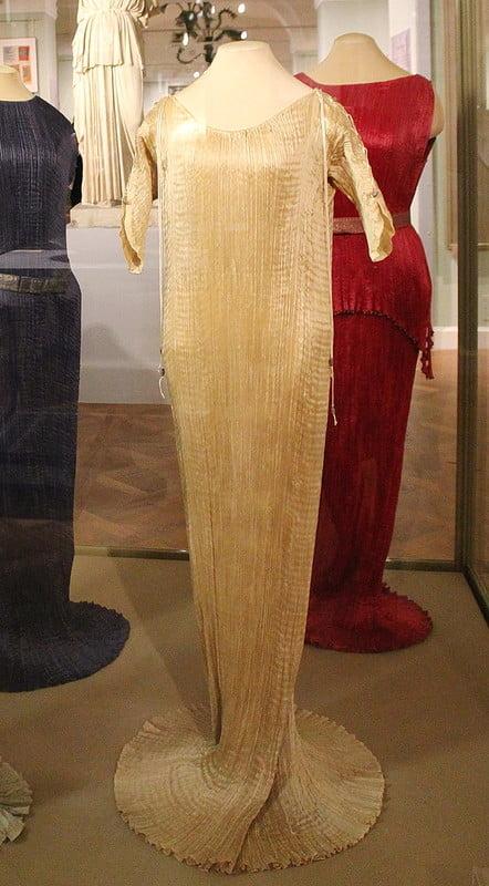 Платье-дельфос Фортуни. Эрмитаж