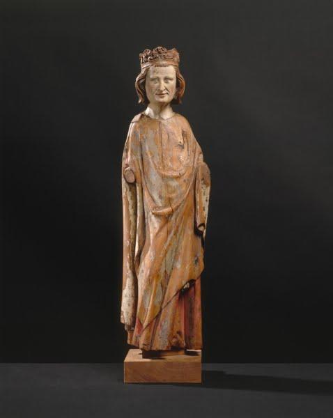 Людовик Святой. XIII век. Сент-Шапель
