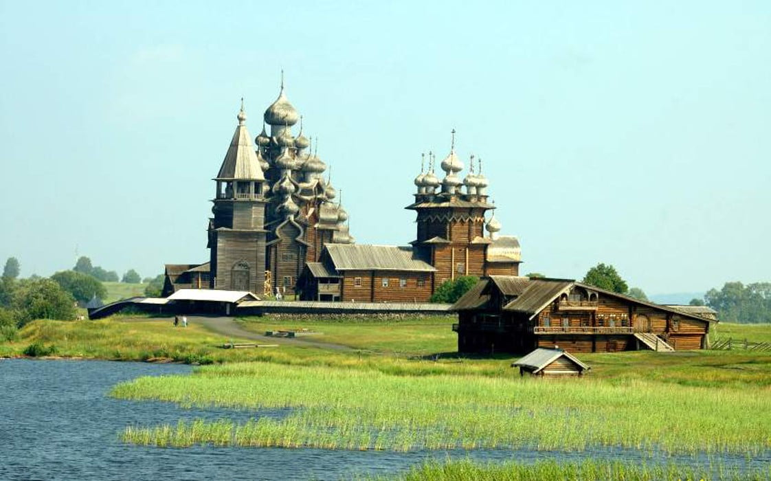 Kizhi1 2 - Русский Север и Кижи - лидеры мирового туризма