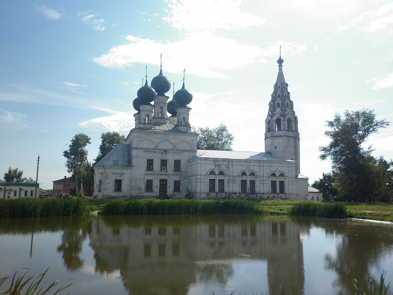 Церковь_в_селе_Сусанино_в_Костромской_области