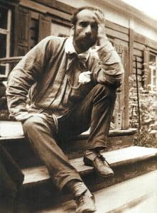 Исаак Левитан. Фотография