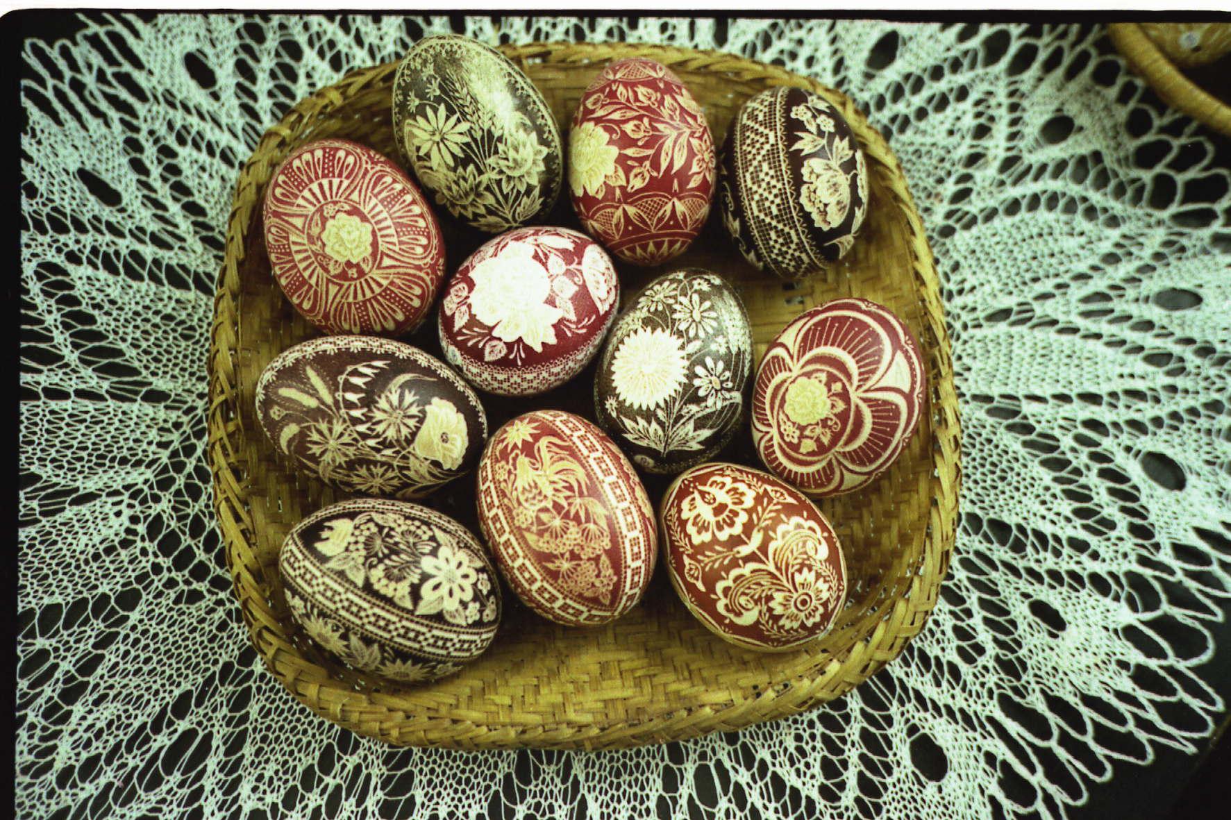 яйца-дряпанки