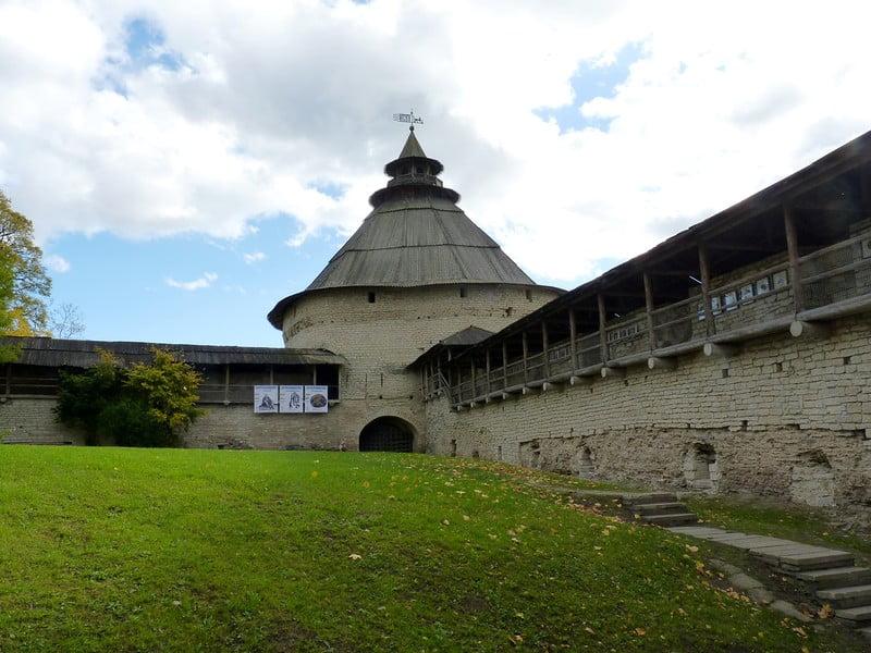Покровский комплекс. Покровская башня
