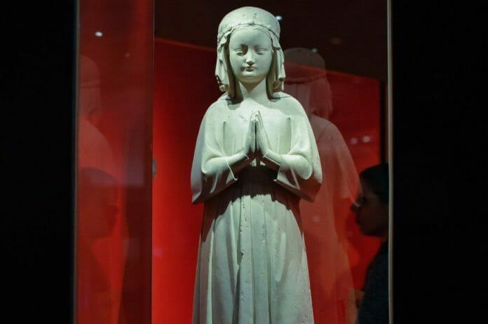 Изабелла Французская Людовик святой и реликвии сент-шапель