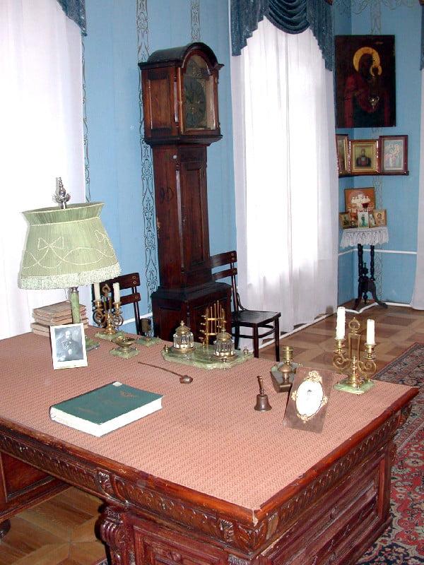 кабинет-музей Николая II в Тобольске