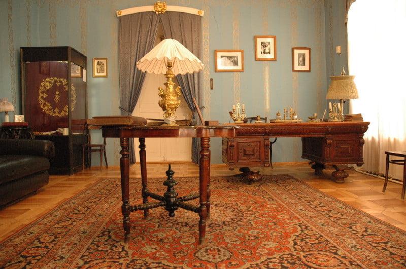 Дом-музей в Тобольске, гдесодержалась под арестом семья Романовых