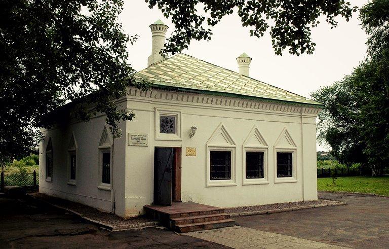 Музей Петра I в Вологде