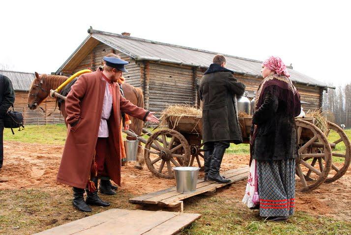 В Музей масла деревни Семенково
