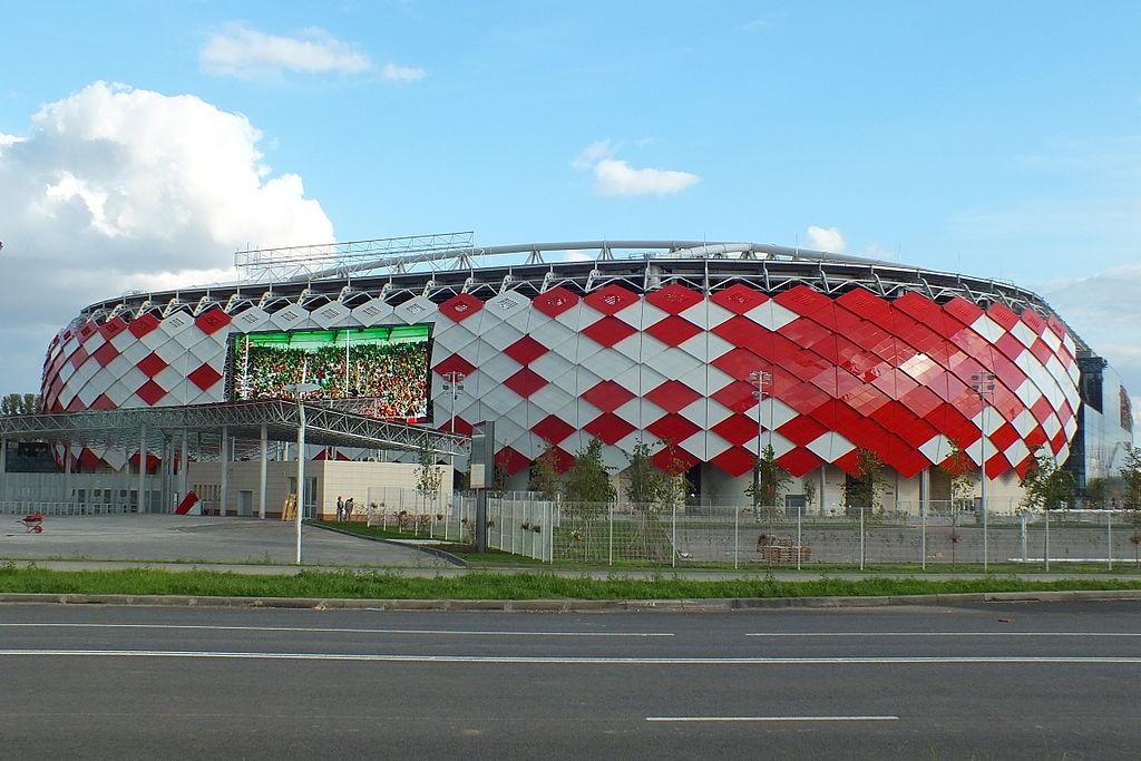"Стадион ""Спартак"" в Москве"