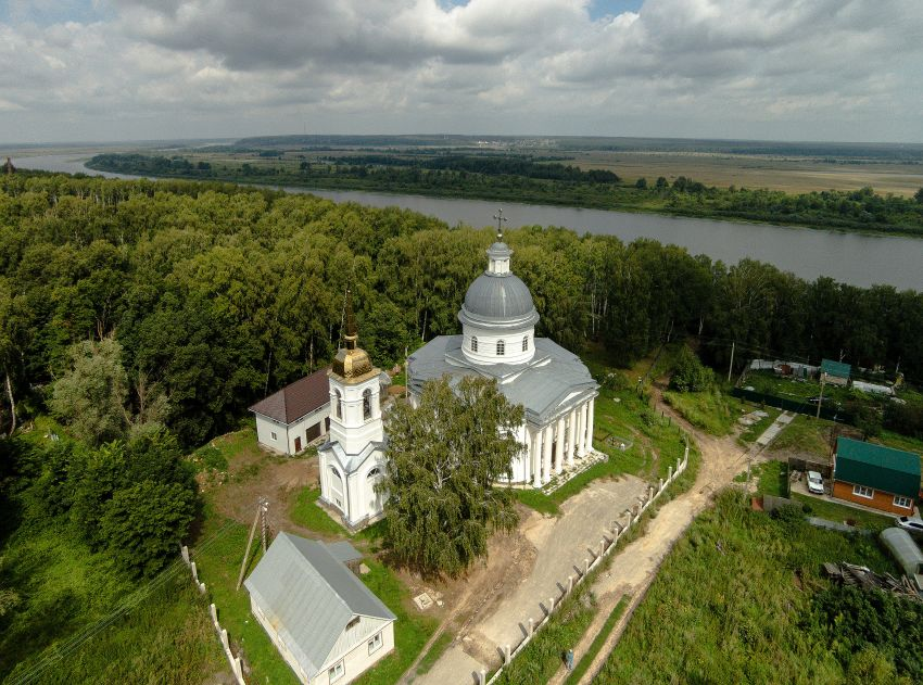 Село Телебукино под Касимовом (Рязанская область)