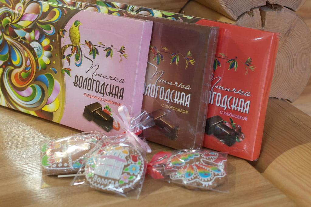 ВОлогодские сладости