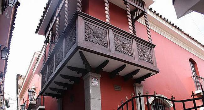 Дом Б.Э. Мурильо в Севилье (Испания)