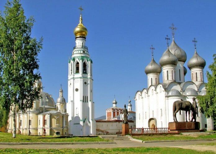 Вологда Кремль