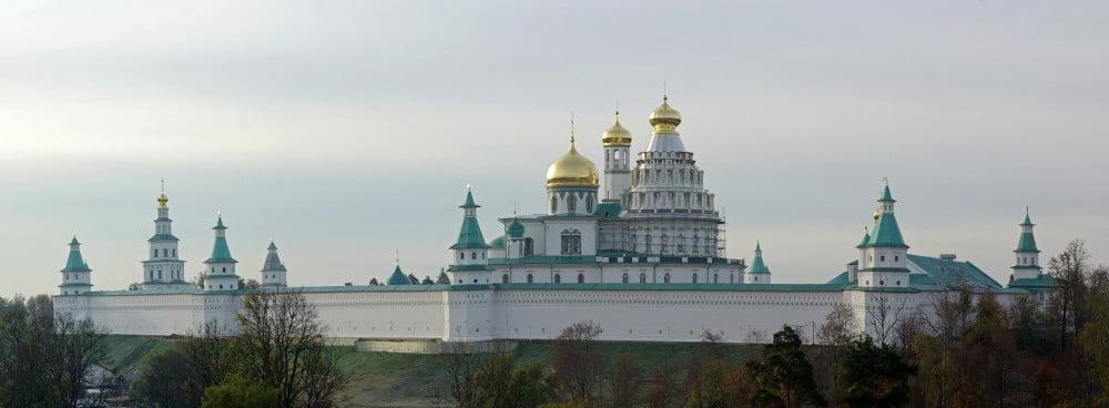 Истра. Новоиерусалимский ставропигиальный монастырь