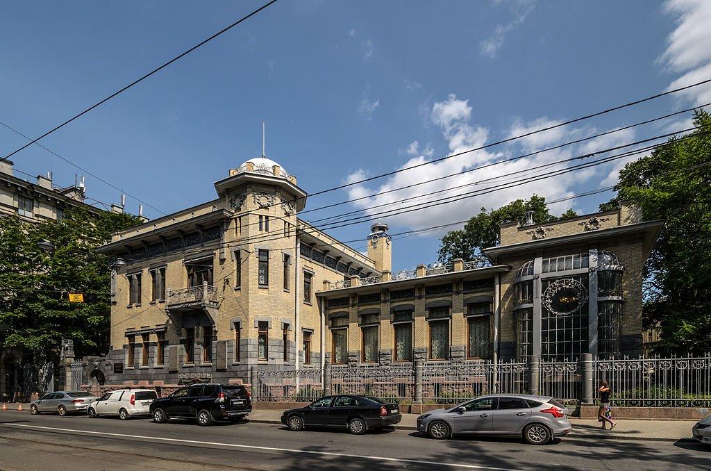 Особняк Матильды Кшесинской (Санкт-Петербург)