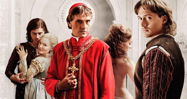 """с помощью популярного сериала """"Борджиа"""" можно окунуться в эпоху XVI века"""