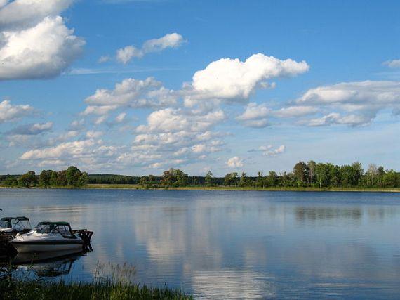 На озере Ильмень