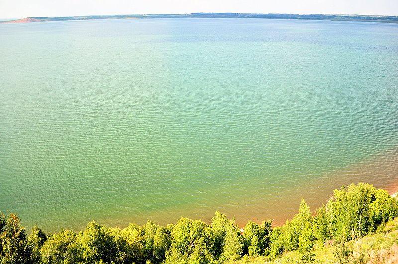 Озеро Асылыкуль. Башкирия