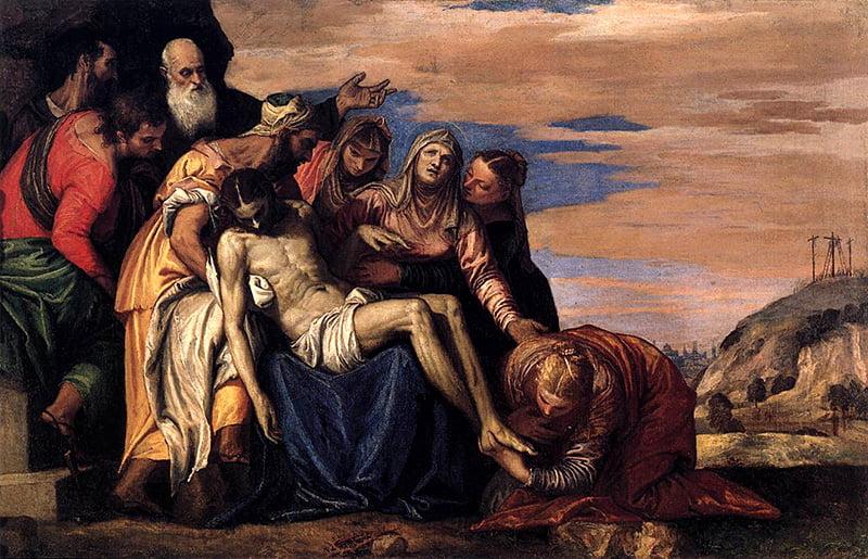 Паоло Веронезе (1528–1588) Снятие с креста. Около 1547. Холст, масло. Городской музей Кастельвеккьо