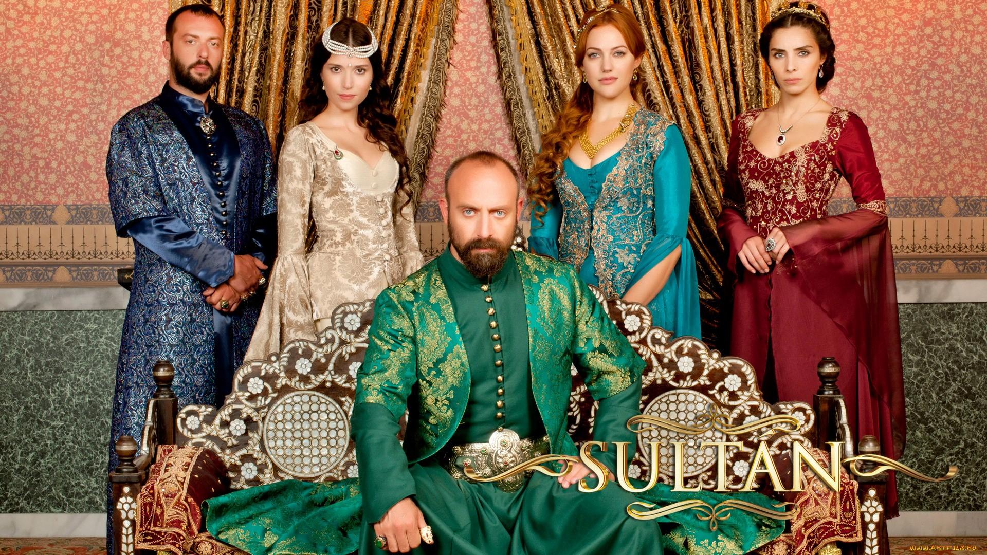 Фестиваль Турции Великолепный Век