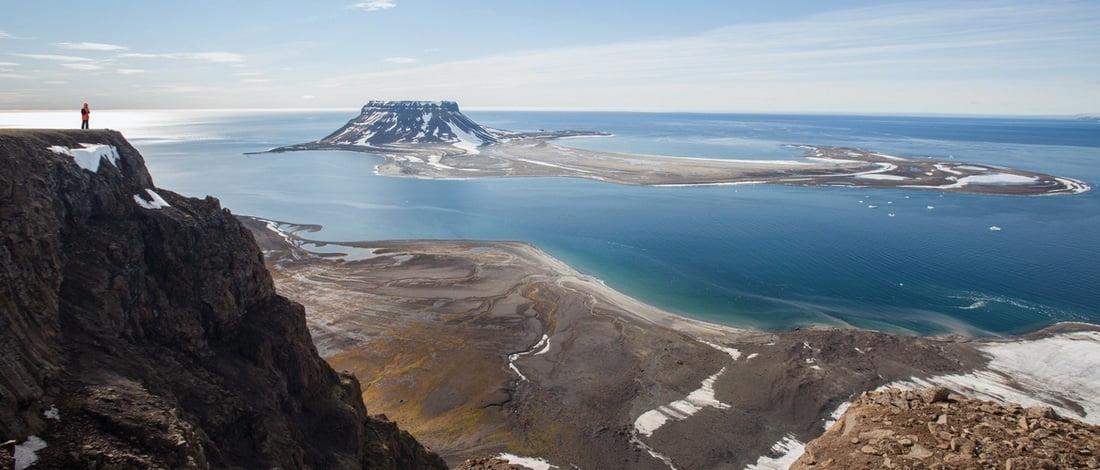 русская арктика. архипелаг земли франца-иосифа
