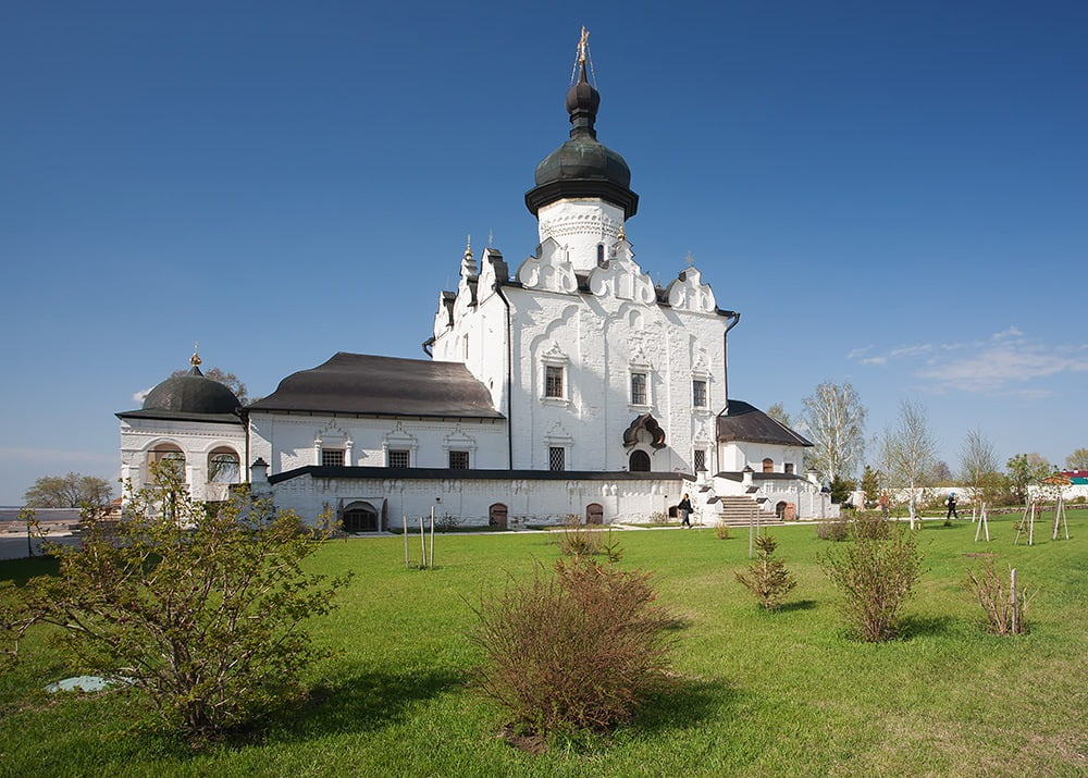 Успенский собор Свияжска